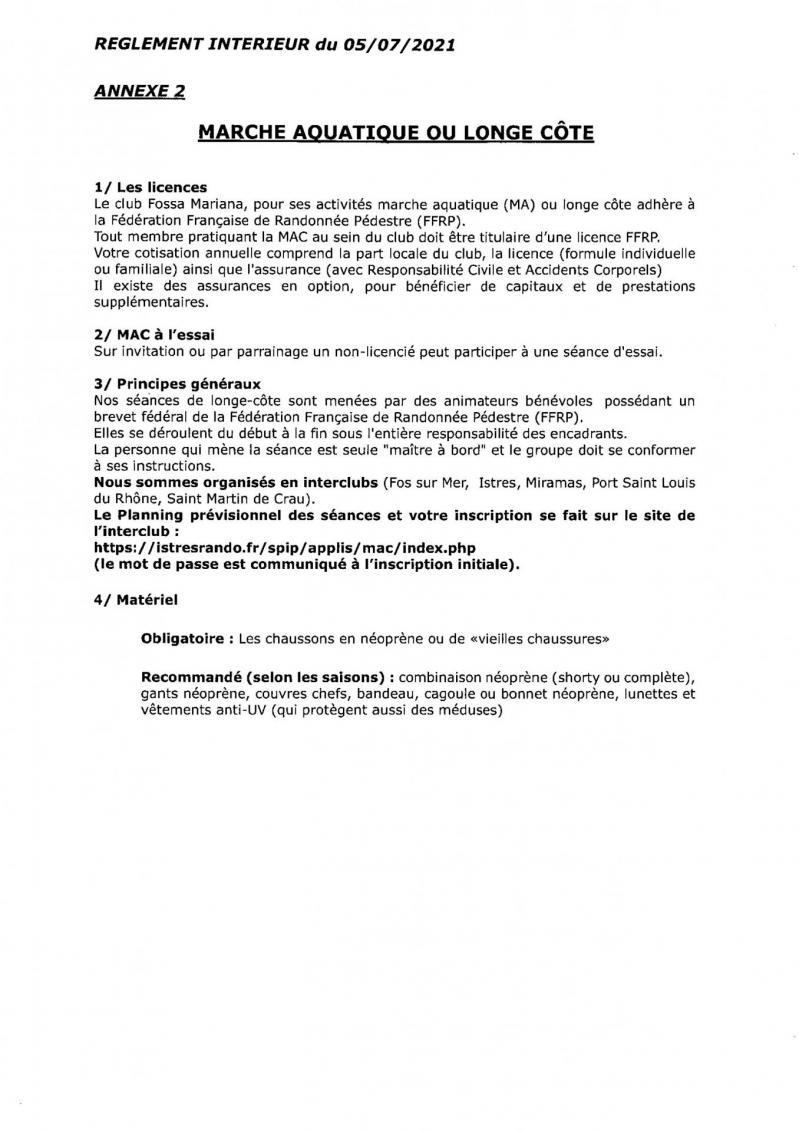 Fm reglement inerieur 2021 annexes 7